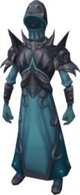 Starfire armour (mage) equipped