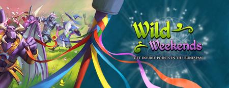 2nd Wild Weekend Banner