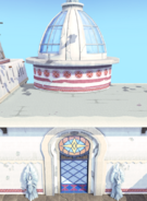 Abbey roof