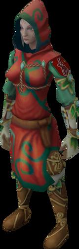 Elf hermit