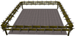 Combat ring detail