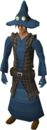 Runecrafter robes (blue) equipped