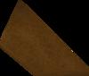 Villager armband (brown) detail