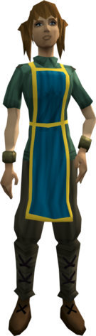 Apprentice Clara