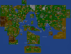 August 2003 Map