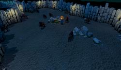 Taverley Dungeon Resource Dungeon (Hellhounds)