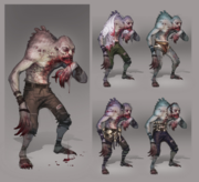 Ghoul concept art