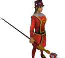 Queen's Guard outfit