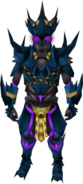TokHaar Warlord outfit equipped (male)
