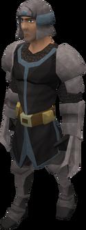 Corporal Keymans