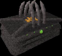 Bandos coffin detail