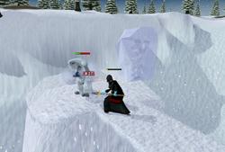 DT - freeing ice trolls