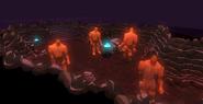 Deep Wilderness Dungeon hill giants