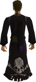 Jolly Roger cape equipped