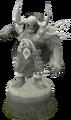 Fine Bandos statue (God Statues).png