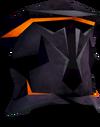 Obsidian warrior helm detail