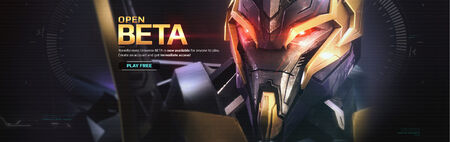 Transformers Universe head banner