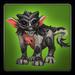 Dragon Wolf baby Solomon icon