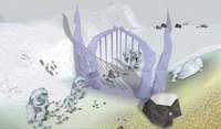 Ice Gate
