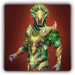 Elven mage outfit icon
