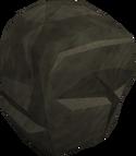 Big rock detail