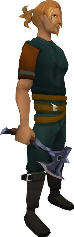 Blessed hatchet equipped.png