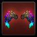 Gemstone wings icon