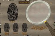 Dwarf fingerprint