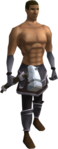 Fractite warrior no body