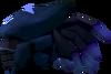 Sirenic mask detail