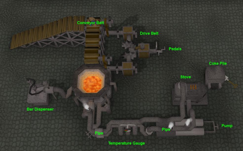 Blast furnace fuel minecraft wiki