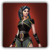 Shadow Ariane outfit icon (female)