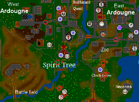 Ardougne sewers | RuneScape Classic Wiki | Fandom powered ...