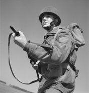Private Smith 8th Parachute Battalion