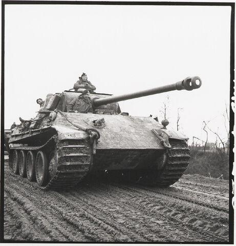 File:German panther tank.jpg