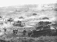 Soviet assault kursk