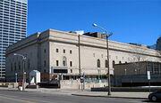Cleveland Public Auditorium
