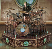 Drum Workshop, Time Machine Tour