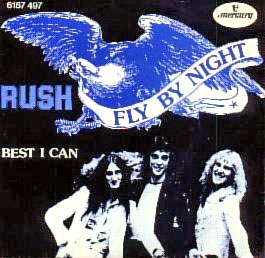 Fly By Night single