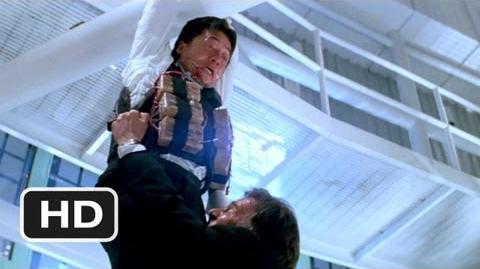 Rush Hour (4 5) Movie CLIP - Death Fall (1998) HD-1