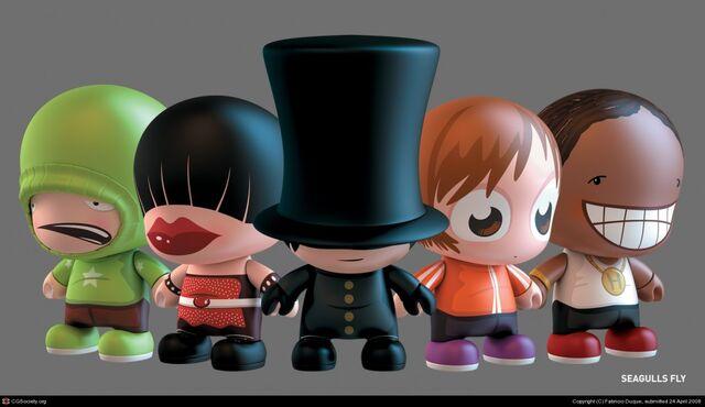 File:3D Cartoon Characters by Fabricio Duque.jpg