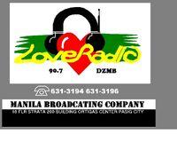 Love Radio 90.7 DZMB 1997