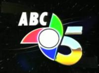 ABC 5 Logo ID 1993