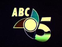 ABC 5 Logo ID 1993-5