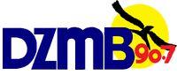 DZMB-FM 90.7 new logo