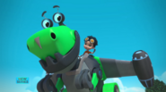 Rusty Rivets Botasaur Nickelodeon