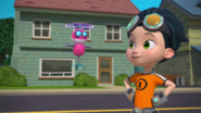 Rusty Rivets - Whirly the Bit in Rusty's Balloon Blast 1