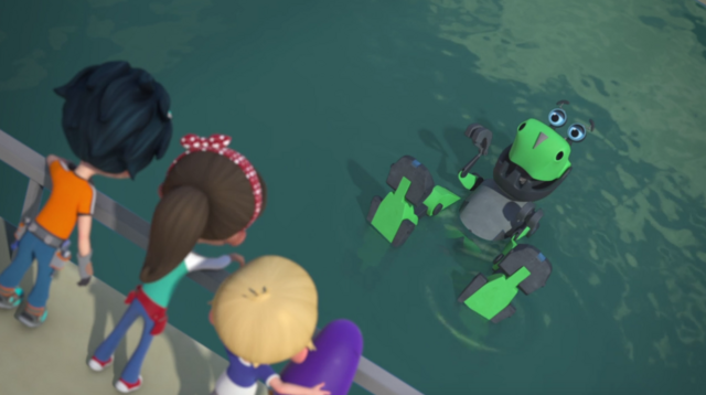 File:Rusty Rivets Botasaur in Rusty's Penguin Problem.png