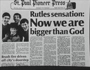 Rutles Newspaper