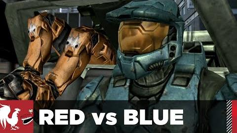 Red vs. Blue Mr. Red vs. Mr. Blue - Episode 19 - Red vs. Blue Season 14